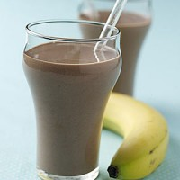 banana-chocolate-smoothie