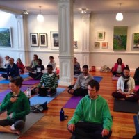 review of international yoga day 2015 by the art of living yoga