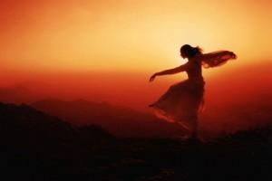 Yogi-dancing-in-sunset