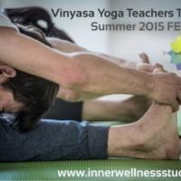 200 hr Vinyasa Teachers Training Certificate Inner Wellness Studio