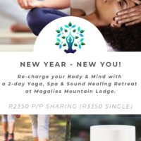 """Weekend Yoga, Spa and Meditation Retreat with """"Love and Light Yoga with Laetitia"""""""