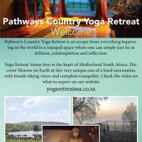 Pathways Country Yoga Retreat Venue Hire